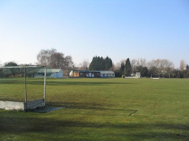 Image of Loughborough Carillon Sports ground