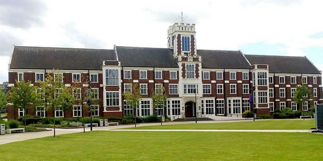 Historic Loughborough University Building